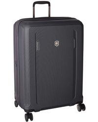 Victorinox - Werks Traveler 6.0 Large Hardside Case (black) Luggage - Lyst