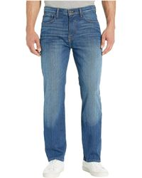 Tommy Hilfiger Denim Relaxed Fit Jeans In Medium Wash - Blue