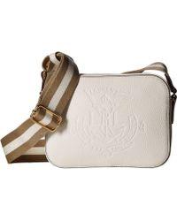 13508ca6493d Lauren by Ralph Lauren - Huntley Camera Bag (navy) Handbags - Lyst