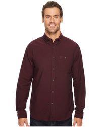Fjallraven - Övik Foxford Shirt - Lyst