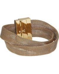 Vince Camuto - Mesh Magnetic Bracelet - Lyst