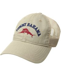 Tommy Bahama - Mesh Cap (red) Caps - Lyst