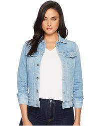 AG Jeans - Mya Jacket (sunlight Blue) Women's Coat - Lyst