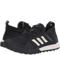 meet d8baa 1a42a adidas Originals - Terrex Cc Daroga (black chalk White black) Men s Shoes