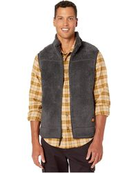 Timberland Frostwall Wind-resistant Full Zip Vest - Gray