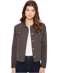 Ariat - Julissa Jacket (charcoal Gray) Women's Coat - Lyst