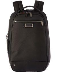 Briggs & Riley @work Medium Slim Backpack - Black