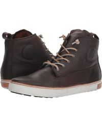 Blackstone - Sneaker Boot (pinecone) Men's Lace-up Boots - Lyst