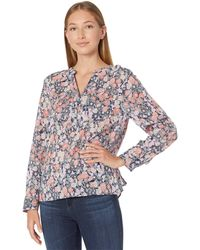 Carve Designs - Dylan Gauze Shirt Long Sleeve Button Up - Lyst