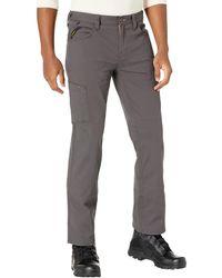 Ariat Rebar M7 Durastretch Made Tough Pants - Gray