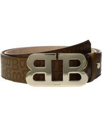 Bally - Mirror B Adjustable Leather Belt - Lyst