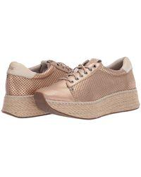 Otbt Meridian Wedge Shoes - Metallic