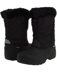 Tundra Boots - Portland (black) Women's Cold Weather Boots - Lyst