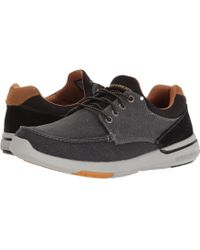Skechers - Relaxed Fit: Elent - Mosen - Lyst