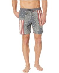 O'neill Sportswear Patches Volley Cruzer Swimshorts - Multicolor