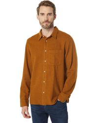 Madewell Perfect Shirt Sunday Flannel - Brown