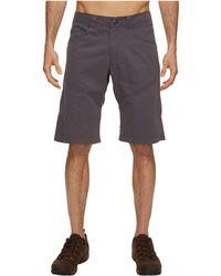 Arc'teryx - Bastion Long (janus) Men's Shorts - Lyst