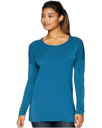 Fig Clothing - Dec Tunic (peacock Blue) Women's Clothing - Lyst