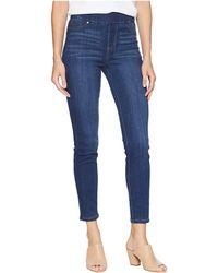 Liverpool Jeans Company - Sienna Pull-on Ankle In Silky Soft Stretch Denim In Elysian Dark (elysian Dark) Women's Jeans - Lyst
