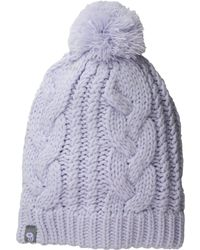 Mountain Hardwear - Snow Capped Beanie (atomsphere) Beanies - Lyst