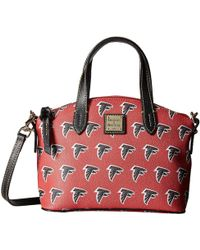 6ad920cda5 Dooney   Bourke - Nfl Signature Ruby Bag (navy orange broncos) Bags
