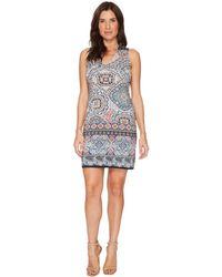 Karen Kane - Tuscan Tile Sheath Dress (print) Women's Dress - Lyst
