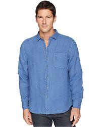 Tommy Bahama - Seaspray Breezer Linen Shirt (sparkling Grape) Men's Clothing - Lyst