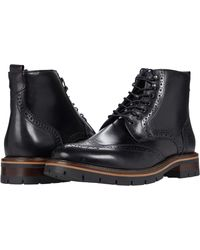johnston and murphy grayson zip boot