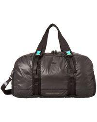 Lacoste Altitude Nylon Roll Bag - Black