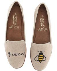 Aerosoles - Betunia (gold Metallic) Women's Flat Shoes - Lyst