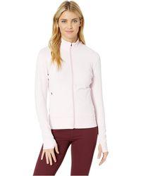 Lolë Essential Up Cardigan - Pink
