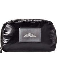 Marc Jacobs The Ripstop Cosmetics Bag - Black