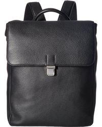 Ecco - Jos Backpack (black) Backpack Bags - Lyst