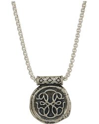 ALEX AND ANI Path Of Life 32 Necklace (sterling Silver) Necklace - Metallic