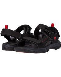 Dunham Nolan Water Friendly Shoes - Black