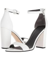 Guess - Bamboo Heeled Sandal - Lyst