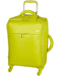 Lipault Original Plume 22 Spinner Carry On - Yellow