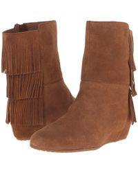 97092531fd1 Isola - Tricia (whiskey) Women s Boots - Lyst