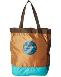 Kelty Totes Tote (canyon Brown) Tote Handbags - Multicolor