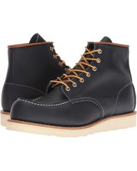"""Red Wing - 8859 6"""" Moc Toe Boot - Lyst"""