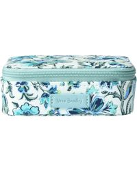 Vera Bradley Travel Pill Case - Blue