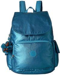 Kipling Citypack Backpack - Blue