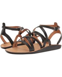 Olukai - Po'iu (black/black) Women's Sandals - Lyst