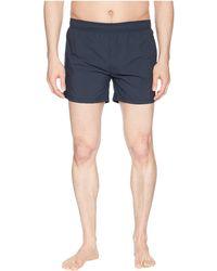 BOSS - Perch Swim Trunk (dark Grey) Men's Swimwear - Lyst