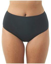 Jantzen Solids Comfort Core Bottoms - Black