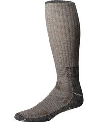 Smartwool - Work Heavy Crew (chestnut) Men's Crew Cut Socks Shoes - Lyst