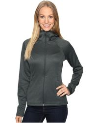 The North Face - Agave Hoodie (rose Dawn Heather (prior Season)) Women's Sweatshirt - Lyst