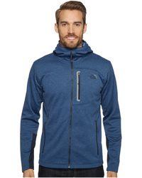 The North Face - Canyonlands Hoodie (fig Heather) Men's Sweatshirt - Lyst