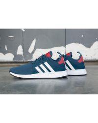 Lyst - Adidas Originals X Plr (petrol Night F17 footwear White core ... 22abcc042