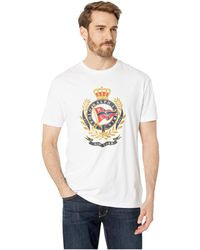 f5767d0b6 Polo Ralph Lauren - Classic Fit Short Sleeve Tee (white) Men s T Shirt -